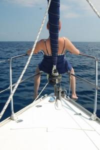 Cisza na Morzu.