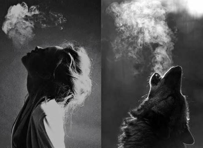 kobieta-i-wilk